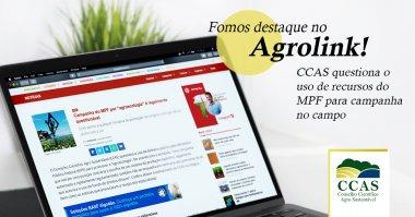 Campanha do MPF por agroecologia é legalmente questionável